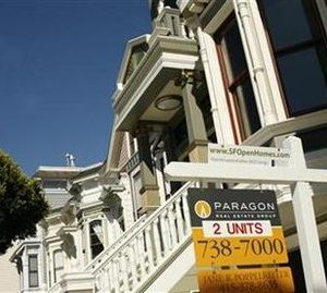 A pair of housing units are shown for sale in San Francisco