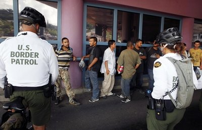 Illegal immigration declines