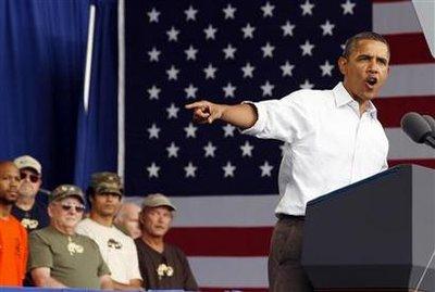 Obama's plan: Spend money, blame Republicans