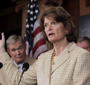 Sen. Lisa Murkowski (AP)