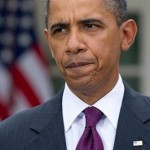 President Barack Obama: His freefall is bad news for Democrats (AFP)