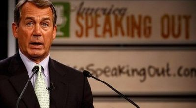 Boehner will support middle-class tax cuts…but