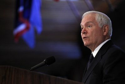Defense Secretary Robert Gates: Don't mess with Congressional pork (AP)
