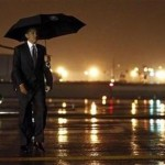 President Barack Obama: Will midterm elections rain on his parade? (Reuters)