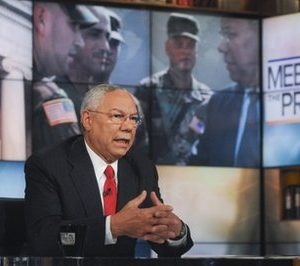 Colin Powell: Illegals come in handy (AP)