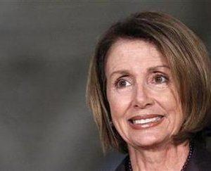 Speaker of the House Nancy Pelosi (AP)