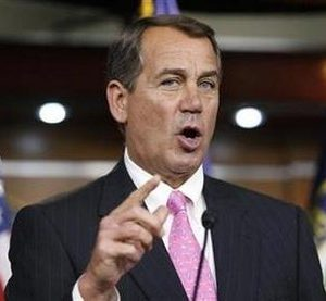 House Minority John Boehner (Reuters)