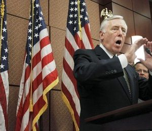 House Majority Leader Steny Hoyer (AP)