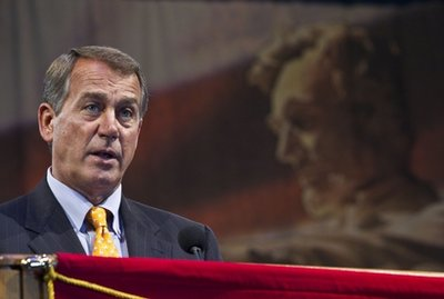 John Boehner: Speaker in waiting?