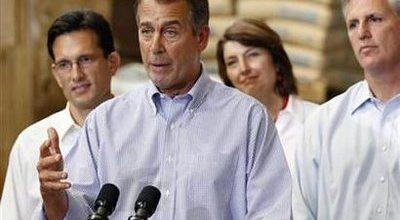 Boehner: House is 'broken'