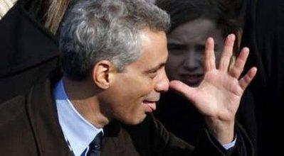 Bye bye Rahm Emanuel, hello Pete Rouse