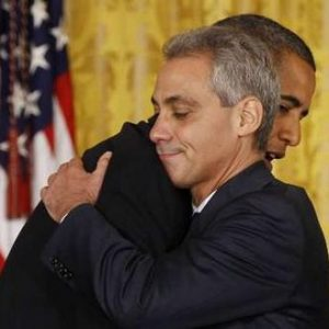 Rahm Emanuel: Goodbye Obama, hello Chicago (Reuters)