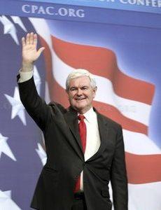 Former House Speaker Newt Gingrich (AP)