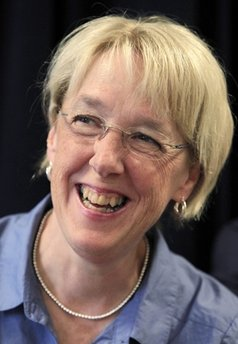 Sen. Patty Murray: One of the seats in play (AP)