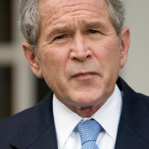 Former President George W. Bush: Suddenly, he's not looking so bad