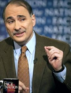 White House Senior Advisor David Axelrod