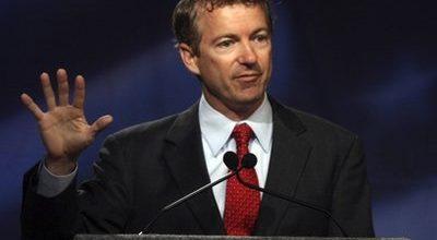 Rand Paul: Scrap income tax, use sales tax