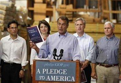 House Minority Leader John Boehner: Ready to become speaker? (Reuters)