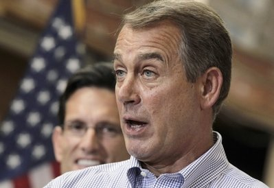 John Boehner: The timebomb who could be Speaker