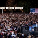 Obama preaches to the faithful in Ohio (AFP)