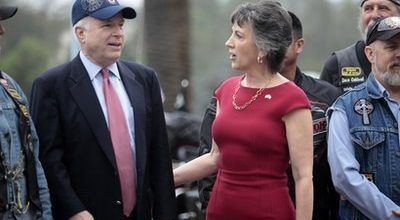 McCain agrees with Palin when it comes to key tea party issues