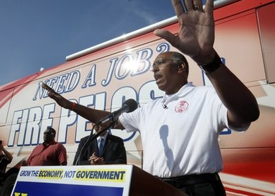 Michael Steele's tarnished legacy at the Republican National Committee