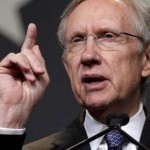 Senate Majority Leader Harry Reid (Reuters)