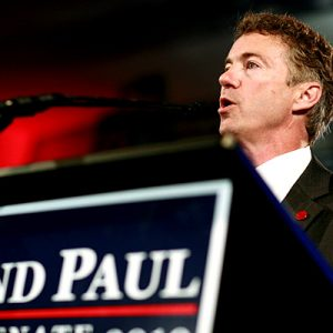 Kentucky Senate winner Rand Paul (Tom Pennington/Getty Images)