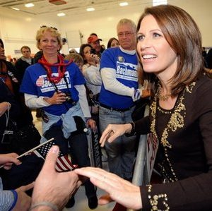 U.S. Rep. Michele Bachmann (AP Photo/Craig Lassig)