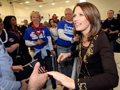 GOP to Bachmann: Don't call us, we'll call you