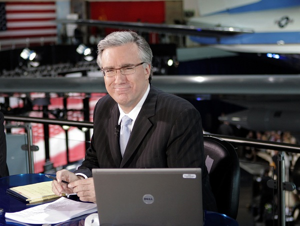 MSNBC suspends Keith Olbermann indefinitely over political contributions