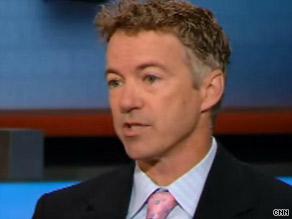 Senator-elect Rand Paul