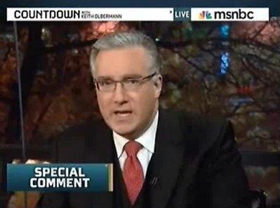 TV NBC Olbermann