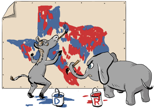 Uh oh…Republicans control redistricting too