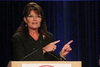 Palin to Bernanke: 'Cease and desist'