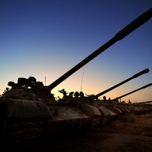 Symbols of a lost cause: Russian tanks abandoned in Afghanistan