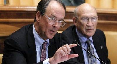 Deficit commission challenges conventional wisdom on budget