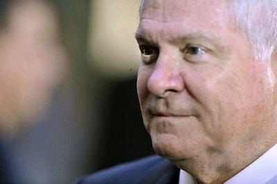 Defense Secretary Robert Gates (AFP)