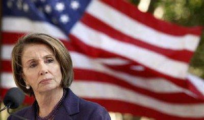 Pelosi's political purgatory