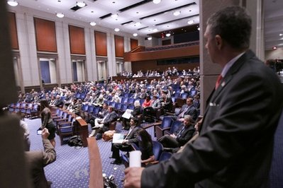 Split Congress spells trouble for election reform