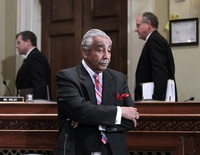 Rangel walks, ethics committee balks