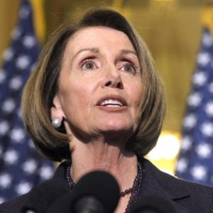 Nancy Pelosi:  If at first you don't succeed, try and fail again (AP Photo/Susan Walsh)