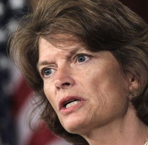 Sen. Lisa Murkowski, R-Alaska speaks during a news conference on Capitol Hill in Washington.  (AP Photo/J. Scott Applewhite, File)