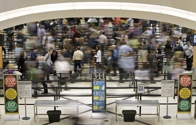 Airport Security Backlash