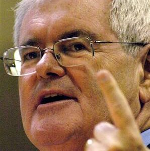 Newt Gingrich: Hell no, I won't go