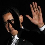 The glare of national disapproval shines on Obama (AP Photo/Manuel Balce Ceneta)