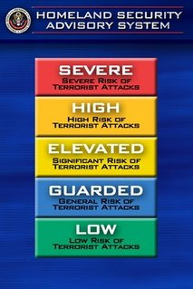 End coming for color-coded terror alert system
