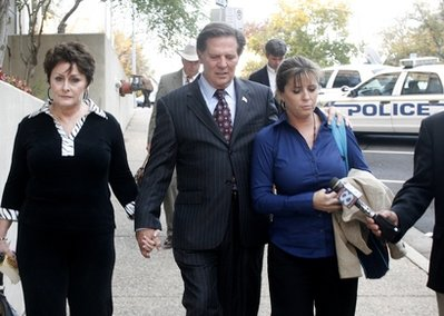 The hammer comes down on Tom DeLay