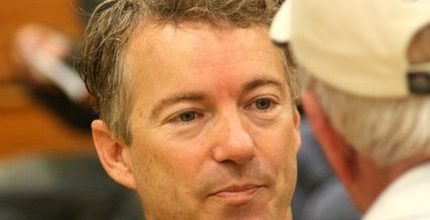 Rand Paul compared Obama to Hitler