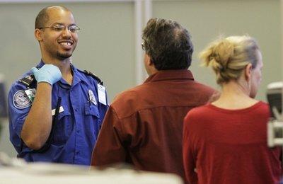 TSA agents face brunt of travelers' anger